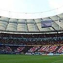 Torcida do Vitória lotou a Arena Fonte Nova contra o Luverdense, na Série B de 2015