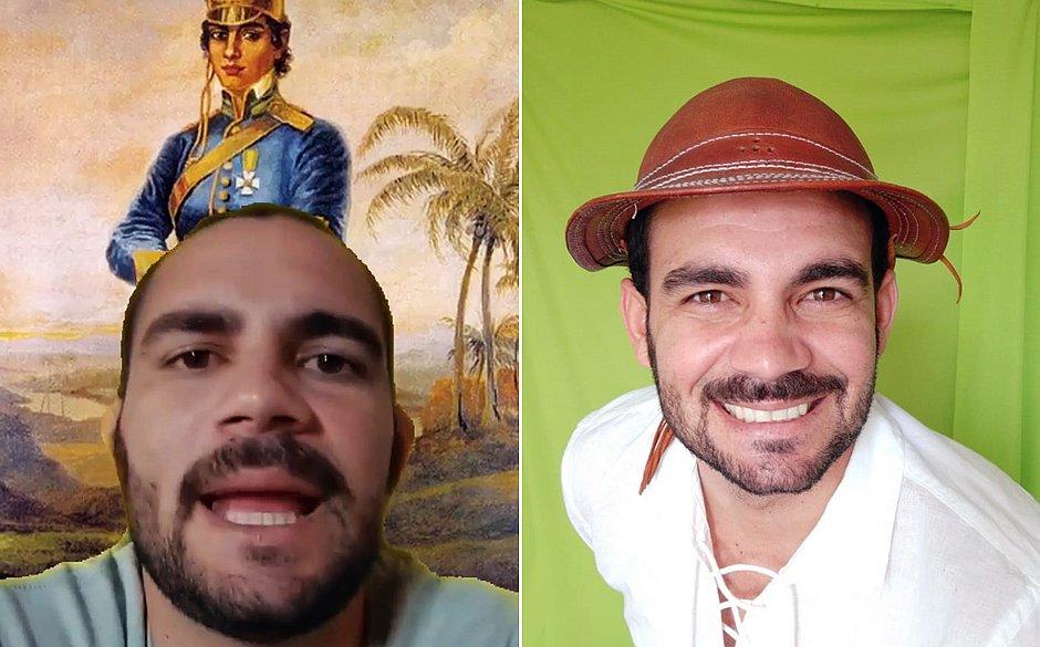 Ivan Mesquita surfa na história e mergulha na fama com humor e engajamento; conheça