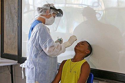 Bahia registra 95 mortes e 1.581 novos casos de covid-19 em 24h