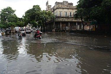 Chuva do dia 15 de maio de 2015, o sexto dia mais chuvoso, também causou alagamento