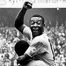 Pelé é o único jogador tricampeão da Copa do Mundo