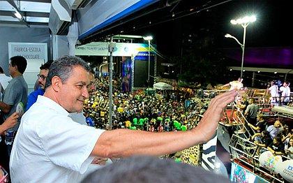 Rui diz que este é o 'Carnaval mais cheio das últimas décadas'