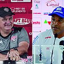 Geninho e Roger analisam novo cenário do futebol mundial