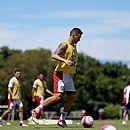 O capitão Tiago é um dos que retorna ao time contra o Internacional