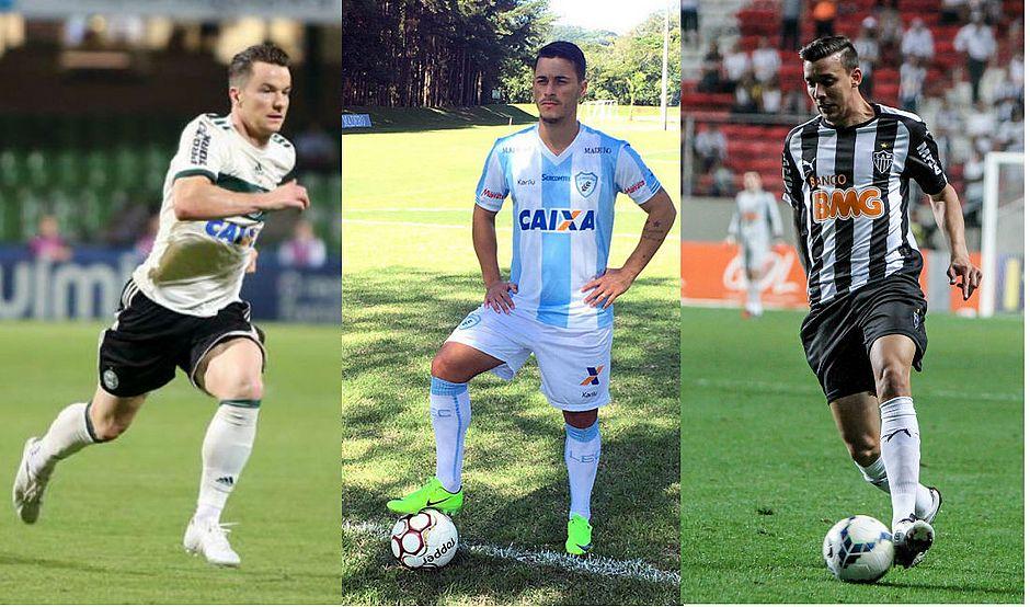 149cd9e64a Três de vez! Trio de reforços do Vitória já está na Toca - Jornal CORREIO
