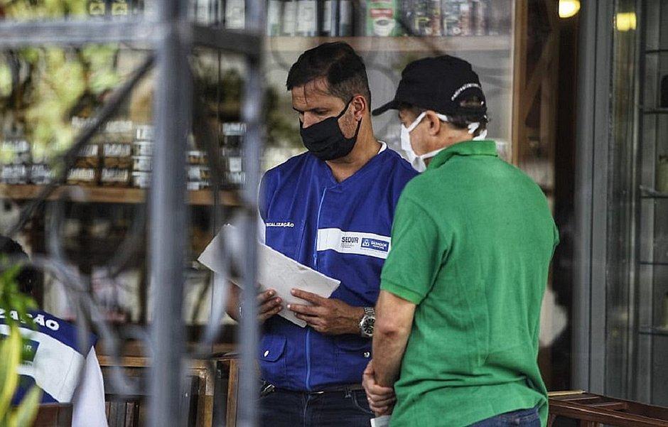 Associação de padarias recorre a interdições na Pituba