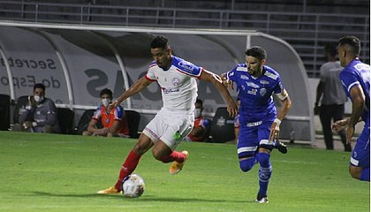 Tricolor fez mais um jogo ruim na temporada e saiu de campo derrotado pelo CSA