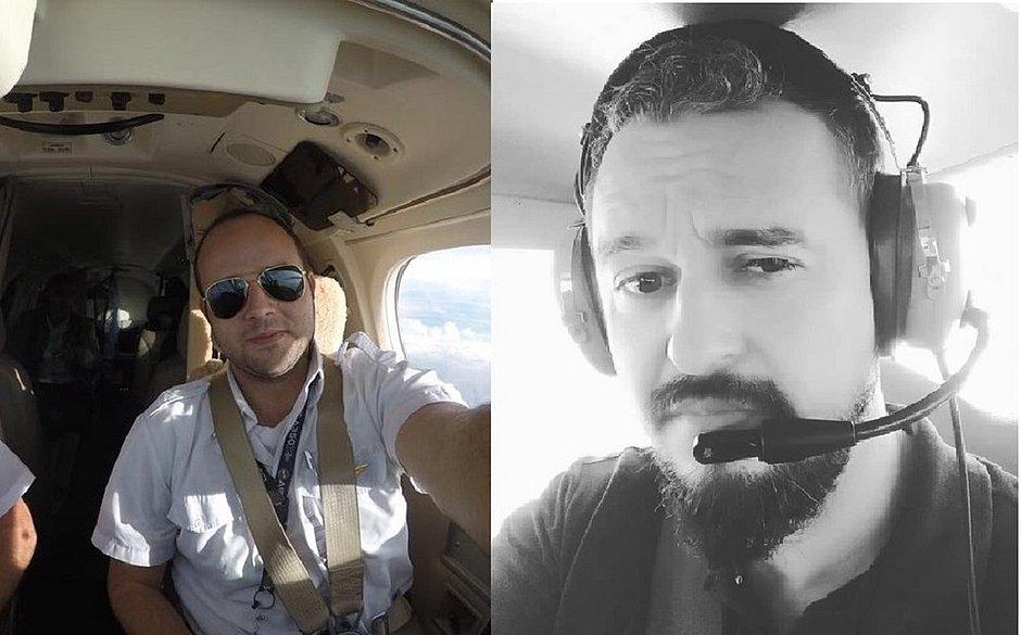Corpos de pilotos que morreram em queda de avião com Gabriel Diniz são velados