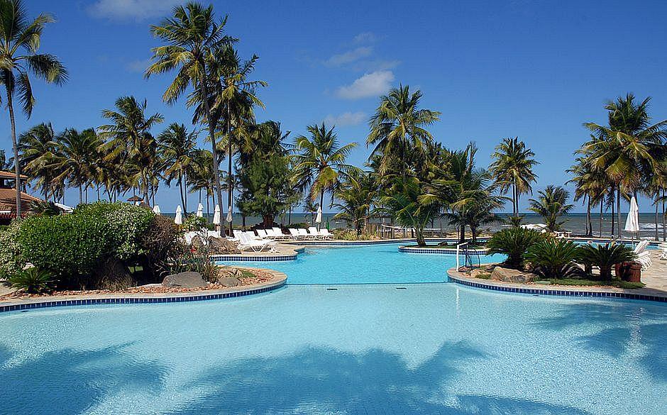 Costa do Sauipe oferece estrutura para toda a família