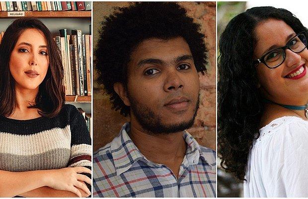 Vanessa Brunt, Evanilton Gonçalves e Mariana Paiva estão na coletânea