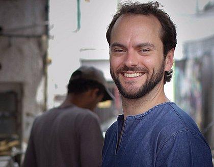 Mateus Mendonça já desenvolveu projetos com cooperativas de catadores e catadoras de material reciclável na Bahia