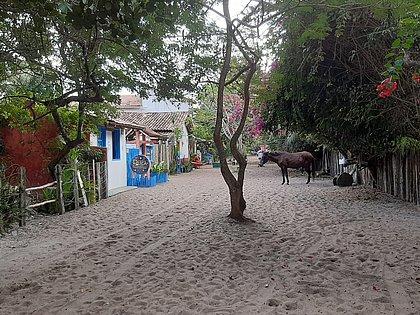 Turista espanhola é estuprada por três homens no vilarejo de Caraíva