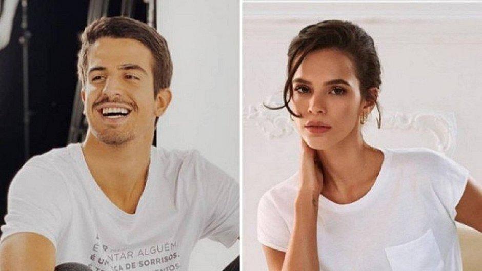 Novo Casal: Bruna Marquezine e Enzo Celulari estão namorando