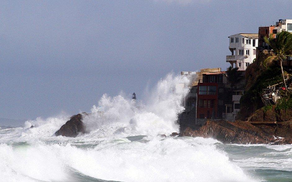Salvador terá ventos de 60km/h e ondas de até 3,5 metros neste fim de semana – Jornal Correio