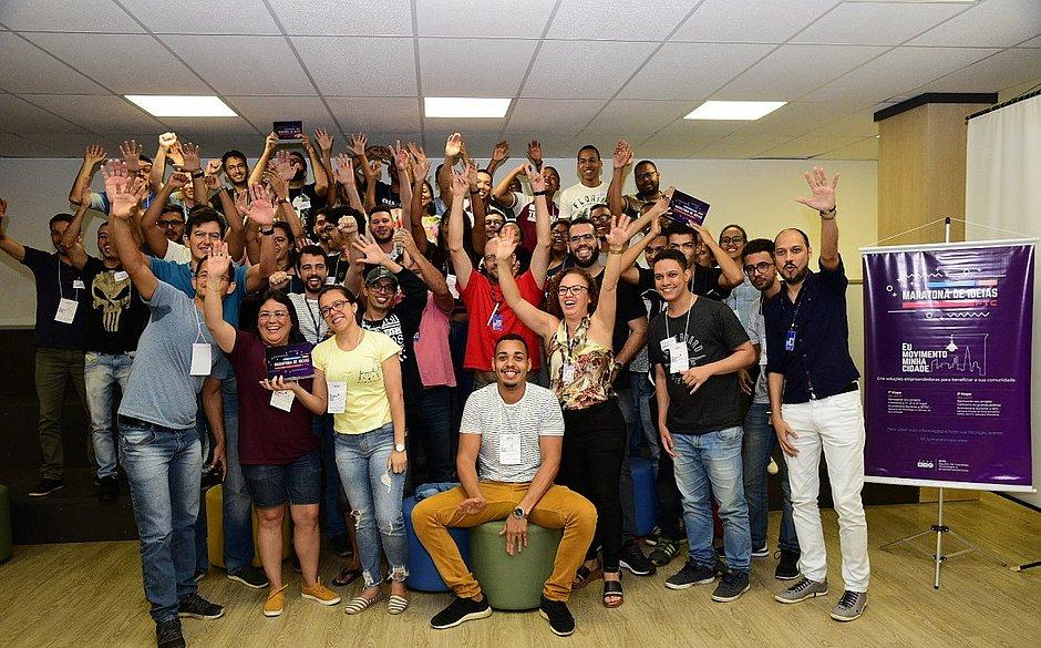 1ª etapa da Maratona de Ideias da FTC foi realizada em Salvador no dia 26 de outubro