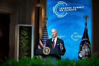 'Ouvimos notícias encorajadoras da Argentina e do Brasil, diz Biden