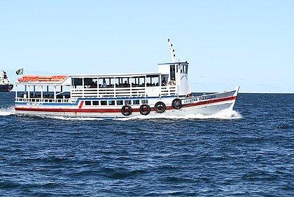 Travessia Salvador-Mar Grande é suspensa nesta quinta (23) por causa de ventos fortes