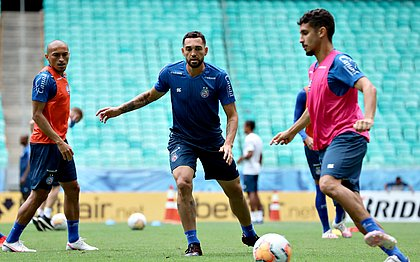 Gilberto e Daniel são armas do Bahia para vencer o Botafogo e melhorar a situação no Brasileirão