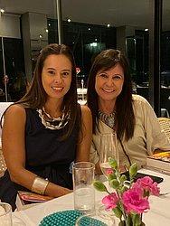 Leila Ramalho e Carolina Isabella