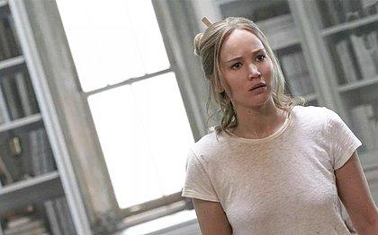 Jennifer Lawrence em Mãe!