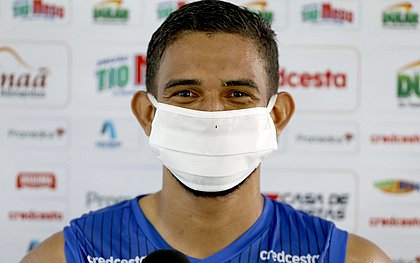 Marco Antônio ainda não entrou em campo em 2020 e vive ansiedade pela estreia