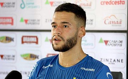 Patrick busca mais espaço em 2021 e mira ser referência no Bahia
