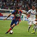 Bahia foi eliminado pelo Liverpool do Uruguai na primeira fase este ano