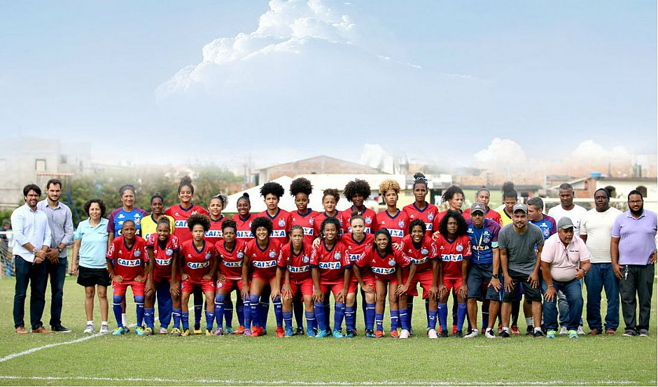 73bd5ac466 Bahia Lusaca está criado após parceria entre os clubes (Felipe Oliveira    EC Bahia)