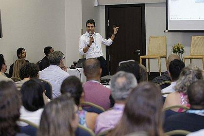 Marcelo Arantes apresentou painel no Seminário Humanize[se]