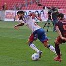 Bahia, de Capixaba, foi derrotado pelo Inter no Beira Rio