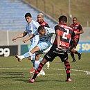 Marcelinho fez o gol que decretou a derrota do Leão contra o Londrina