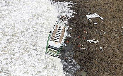 Tragédia em Mar Grande
