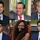 Reeleitos, Luiz Carlos, Geraldo Júnior,  Isnard Araújo, Ireuda Silva, Duda Sanches e Alexandre Aleluia foram os campeões de votos