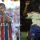 Zé Rafael e Robson Luís: duas vendas significativas na história do Bahia