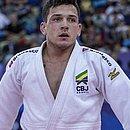 Daniel faturou a primeira medalha do Brasil na competição