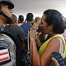 Assembleia Legislativa teve mais um dia tenso, com protesto de servidores e proteção policial