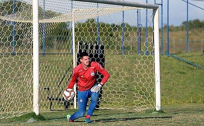 Reserva de Douglas no Ba-Vi do Barradao, Matheus Teixeira será titular no clássico pelo Baianão