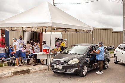 Por falta de vacina, Lauro de Freitas suspende aplicação da 1ª e 2ª dose
