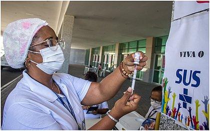 Governo da Bahia questiona dados do Ministério da Saúde sobre faltosos da 2ª dose