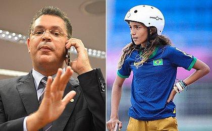 Após êxito de Rayssa Leal na Olimpíada, deputado defende trabalho infantil