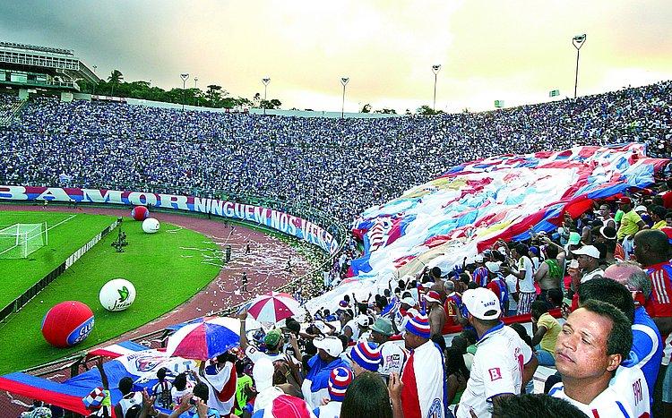 Pituaçu lotado: ingressos para Bahia x Ceará estão esgotados