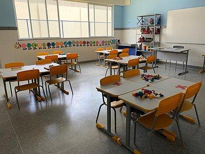 Autoridades públicas de saúde e educação descartam retorno das aulas presenciais