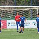 Tricolor fez último treino antes de pegar o Melgar, na Sul-Americana
