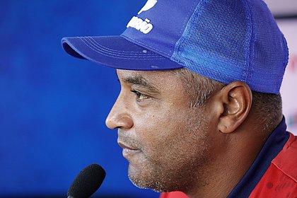 Roger Machado, técnico do Bahia