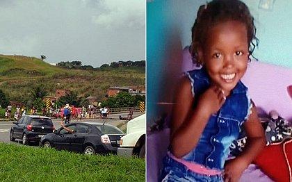 Itabuna: homens em carro atiram em grupo que protestava contra morte de menina