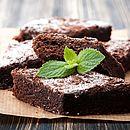 Conheça a versão mais light do brownie e se delicie