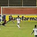 Luan Cândido bate de longe para fazer primeiro gol do Palmeiras