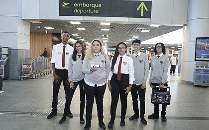 Conheça os seis baianos que vão a Abu Dhabi disputar competição da Fórmula 1