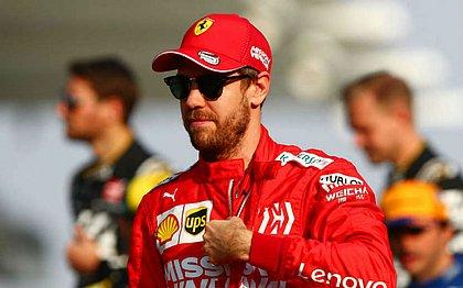 Tetracampeão mundial, Sebastian Vettel vai correr pela Aston Martin, atual Racing Point, em 2021