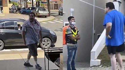 Homem que atacou motoboy negro em 2020 comete novo ato racista; vídeo